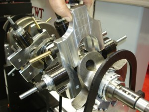 Balance between the crankshaft and its related components is critical to providing a smooth, trouble-free powerplant.