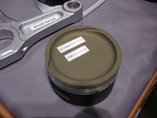 Scratching the Surface: Coatings and Treatments for Engine